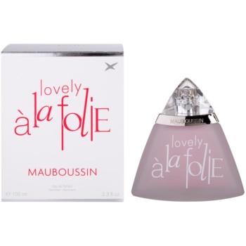 Mauboussin Lovely A la Folie eau de parfum pentru femei
