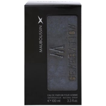 Mauboussin M Generation парфюмна вода за мъже 5