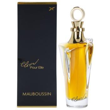 Fotografie Mauboussin Mauboussin Elixir Pour Elle parfemovaná voda pro ženy 100 ml