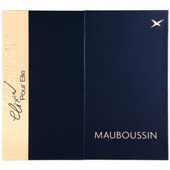 Mauboussin Mauboussin Elixir Pour Elle Geschenksets 6