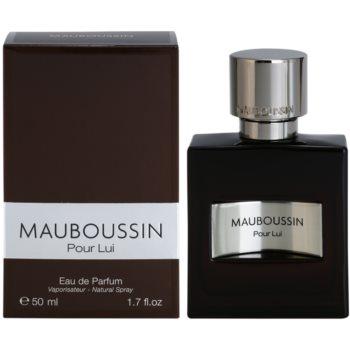 Mauboussin Pour Lui Eau De Parfum pentru barbati 50 ml