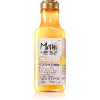 Maui Moisture Lightly Hydrating + Pineapple Papaya lapte de corp pentru dus poza noua