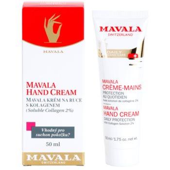 Mavala Hand Care hydratisierende und schützende Creme für die Hände 1