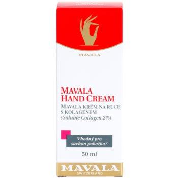 Mavala Hand Care hydratisierende und schützende Creme für die Hände 2