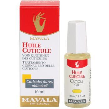 Mavala Nail Care olje za obnohtno kožico 2