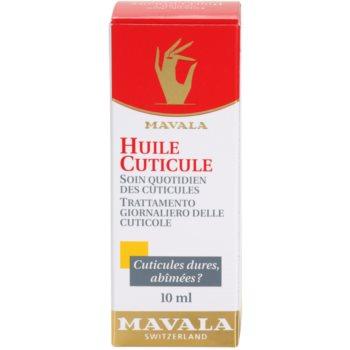 Mavala Nail Care olje za obnohtno kožico 3