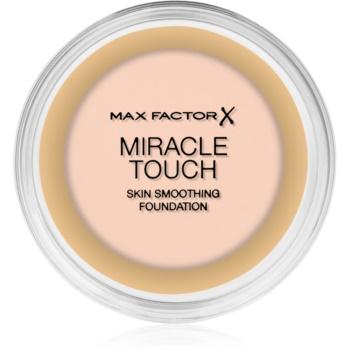 Fotografie Max Factor Miracle Touch make-up pro všechny typy pleti odstín 40 Creamy Ivory 11,5 g