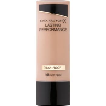 Max Factor Lasting Performance dlouhotrvající tekutý make-up odstín 105 Soft Beige 35 ml