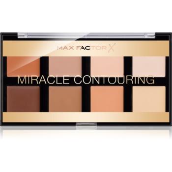 Max Factor Miracle Contouring paleta pentru contur facial imagine produs