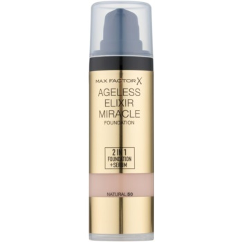 Max Factor Ageless Elixir make up