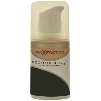 Fotografie Max Factor Colour Adapt tekutý make-up odstín 40 Creamy Ivory 34 ml