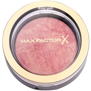 Fotografie Max Factor Creme Puff pudrová tvářenka odstín 15 Seductive Pink 1,5 g