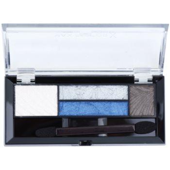 Max Factor Smokey Eye Drama Kit paleta farduri de pleoape si sprancene cu aplicator
