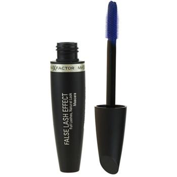 Max Factor False Lash Effect mascara pentru volum si separarea genelor culoare Deep Blue 13,1 ml