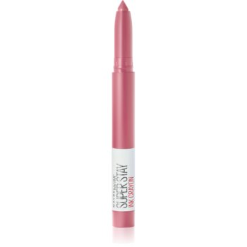 Maybelline SuperStay Ink Crayon ruj in creion poza noua