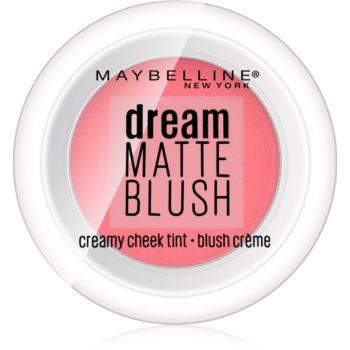 Maybelline Dream Matte Blush blush mat cremos