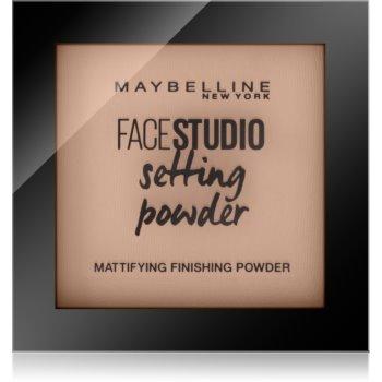 Maybelline Face Studio pudra matuire pentru toate tipurile de ten