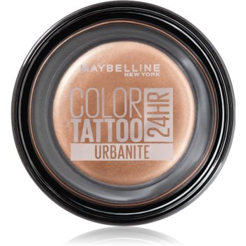 Maybelline Color Tattoo Lidschatten-Gel Farbton Urbanite 4 g
