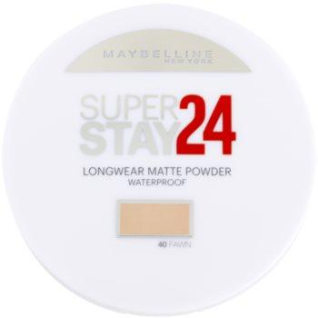 Maybelline SuperStay 24H Long-Lasting pó à prova d'água 2