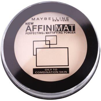 Maybelline AffiniMat пудра з матуючим ефектом