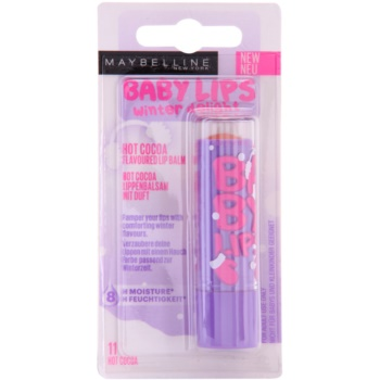 Maybelline Baby Lips Winter balsam de buze hidratant colorat