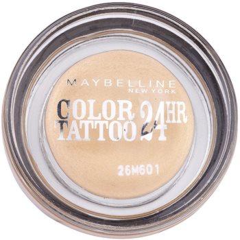 Maybelline Eyestudio Color Tattoo 24 HR géles szemfestékek 1