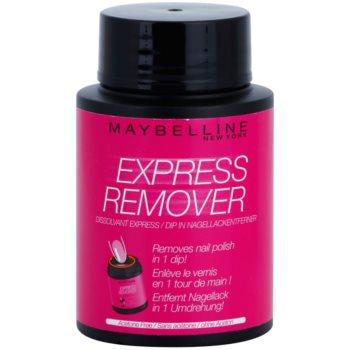 Maybelline Express Remover odstranjevalec laka za nohte brez acetona