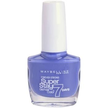 Maybelline Forever Strong Super Stay 7 Days verniz