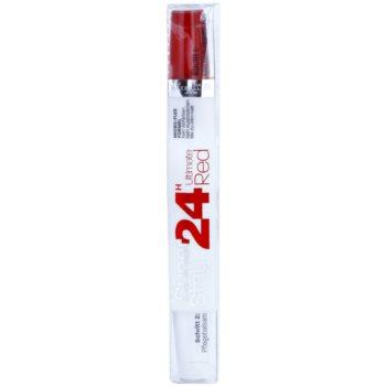 Maybelline SuperStay 24H Ultimate Red tekoča šminka z balzamom 1