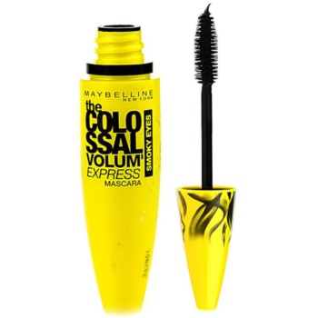 Maybelline Volum' Express The Colossal Smoky Eyes mascara cu efect de volum culoare Black 10,7 ml