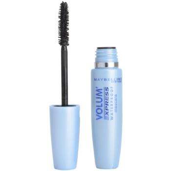Maybelline Volum´ Express Waterproof mascara waterproof de 3 ori mai mult volum
