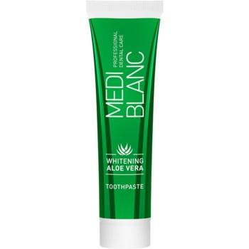MEDIBLANC Whitening Aloe Vera regenerative toothpaste with whitening effect