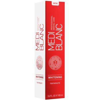 MEDIBLANC Whitening pasta de dinti cu efect de albire 3