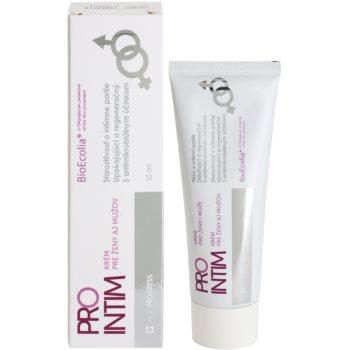 MEDICPROGRESS ProIntim crema calmanta si regeneratoare pentru partile intime 2