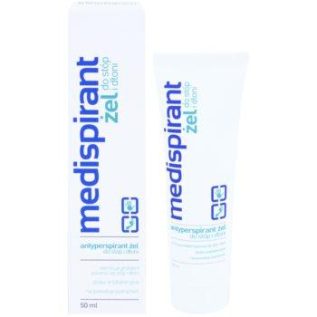 Medispirant Antiperspirant гель для рук та ніг від надмірного потовиділення 1