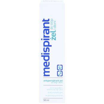 Medispirant Antiperspirant гель для рук та ніг від надмірного потовиділення 2