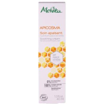 Melvita Apicosma crema de fata calmanta cu efect de hidratare 2