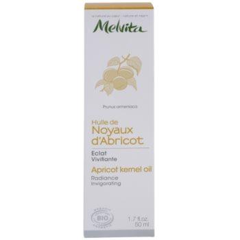 Melvita Huiles de Beauté Noyaux d'Abricot ulei revigorant pentru stralucire pentru fata si corp 3