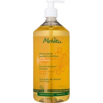 Melvita Hair sampon delicat pentru toata familia