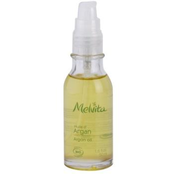 Melvita Huiles de Beauté Argan vyživující revitalizační olej na obličej a tělo 1