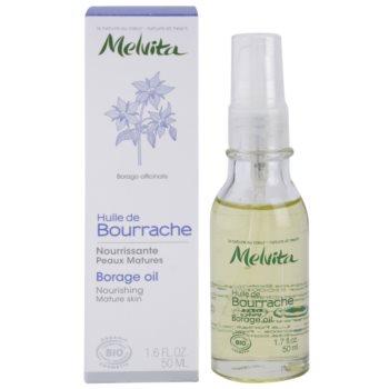 Melvita Huiles de Beauté Bourrache подхранващо масло за зряла кожа 2