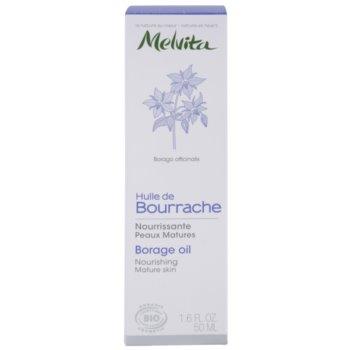 Melvita Huiles de Beauté Bourrache подхранващо масло за зряла кожа 3