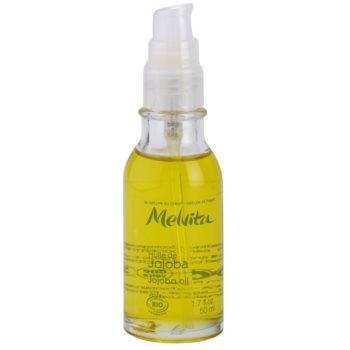 Melvita Huiles de Beauté Jojoba hydratačný regeneračný olej na tvár a telo 1