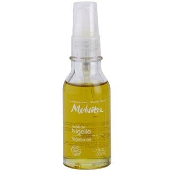 Melvita Huiles de Beauté Nigelle stärkendes Reinigungsöl Für Gesicht und Körper