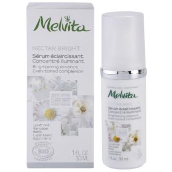 Melvita Nectar Bright Serum zur Verjüngung der Gesichtshaut 2