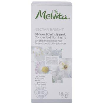 Melvita Nectar Bright Serum zur Verjüngung der Gesichtshaut 3