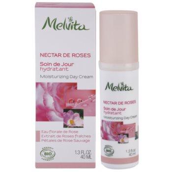 Melvita Nectar de Roses crema de zi hidratanta 2