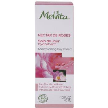 Melvita Nectar de Roses crema de zi hidratanta 3