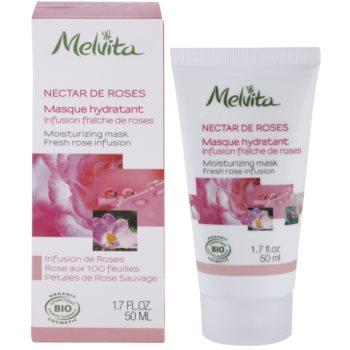 Melvita Nectar de Roses máscara hidratante 1