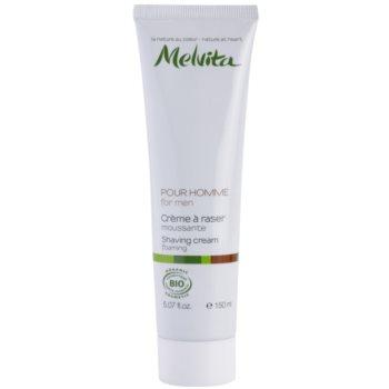 Melvita Pour Homme пенообразен крем бръснене